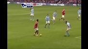 Голът на сезона - Уейн Рууни, Манчестър Юнайтед - Манчестър Сити 2 - 1