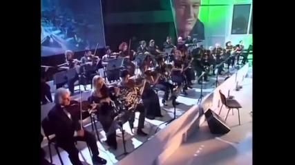 Kemal Monteno i Halid Beslic - Nije htjela - (LIVE) - (Skenderija 2003) - (FTV)