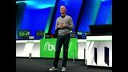 Създателят на Windows 8 подаде оставка