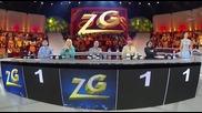 Katarina Gardijan i Gorana Babic - Splet pesama - (Live) - ZG - 2013 14 - 12.04.2014. EM 27.