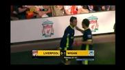 Liverpool 1 - 2 Wigan * Highlights * 24.03.2012 Premier League