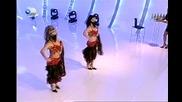Нещо като танц - нещо като Кючек
