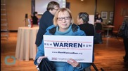 Warren Met Privately With 'Draft Warren' Supporters