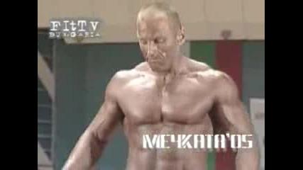 Киборга - Bodybuilding
