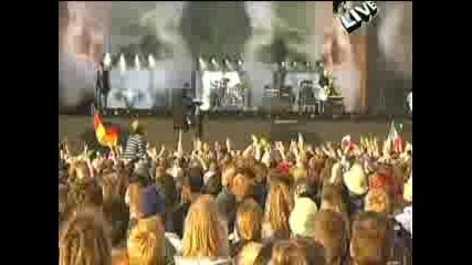 Placebo - Space Monkey Live Rock Am Ring