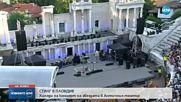 СТИНГ В ПЛОВДИВ: Хиляди на концерт на звездата в Античния театър