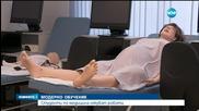 Студенти по медицина се учат да лекуват върху роботи