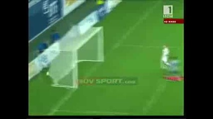 Dinamo ( Moskva) vs. Cska ( Sofia) 1:2 * Liga Europa *
