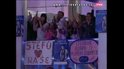 Stefan Petrušić - Neznanka (Zvezde Granda 2010_2011 - Emisija 29 - 23.04.2011)