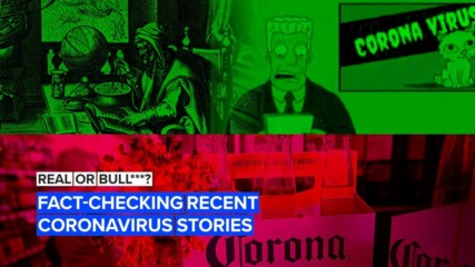 Try to fact check! Are these recent Covid-19 stories true or false?
