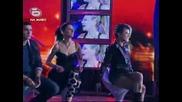 Music Idol 3 - Деси Слава открива концерта - Неотразимата певица изпълни си