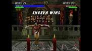 Sheeva Animality