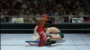 Wwe Smackdown vs Raw 2011 Rey Mysterio vs. Sheamus