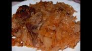 Крб - Свинско със зеле