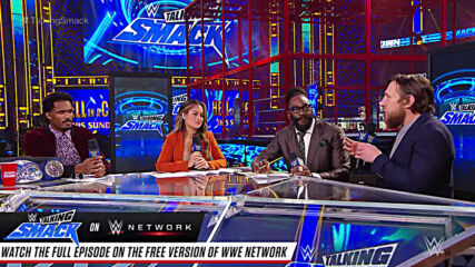 Is this Daniel Bryan's last run in WWE?: WWE Talking Smack, Oct. 23, 2020