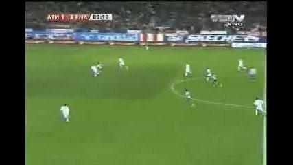 Атлетико М 2:3 Реал M