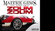 New 2016! Maitre Gims feat. Djuna Family - Zoum Zoum (превод)