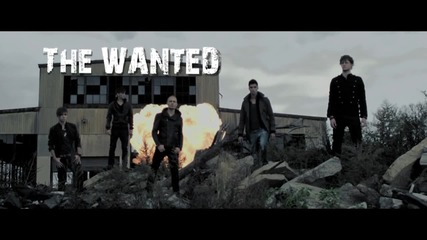 The Wanted - Warzone ~ Official Video ~