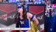 Nikki Cross explains her new look to the WWE Universe: Raw Talk, June 21, 2021