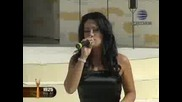Боряна - Болен Лежи Млад Стоян - Пирин Фолк2007-на живо