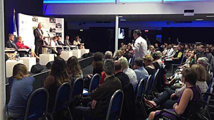 UK: Nicola Sturgeon still not prepared to 'rubber stamp' Brexit