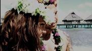Николета и Валери с втора сватба на Бора Бора!