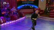Превод * Mixalis Xatzigiannis - De Fevgo Live -шоуто на Слави - 09.10.2015