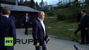 Русия: Путин тества Лада Веста