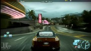 Need For Speed World Online 2010 beta gameplay 2