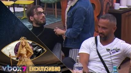 Плачков и Божана са майстори на скоропоговорките - VIP Brother 2018