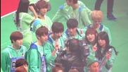 130128 Lu Han and Exo's Honorable Moment @ Mbc Idol Championship