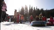 Световният ден на снега в Пампорово/18.01.2014/