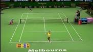 Australian Open 2007 : Гонзалез - Надал