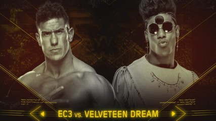 EC3 and Velveteen Dream fight for the spotlight at TakeOver: Brooklyn IV