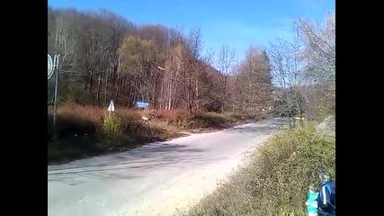 """6-ти финален кръг на Hyundai Racing Trophy на рали """"Средна гора"""" - етапи Панагюрски колони и Стрелча"""