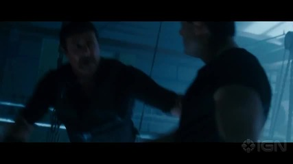 The Expendables 2 - Debut Trailer