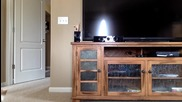 Pranking my mom (i broke the Tv)