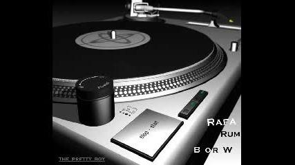 Rafa Rum - B or W