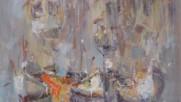 Маслени Картини с Лодки,море,кораби,пристанище, А.недин Живопис