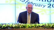 Kuwait: 'Fight not over' - Tillerson on IS
