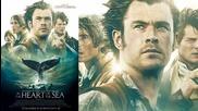 4 бр. плакати на В сърцето на морето (2015) In the Heart of the Sea - official movie posters hd