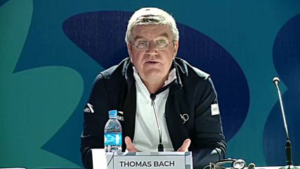 Argentina: Buenos Aires could host 2032 Summer Games - IOC President Bach