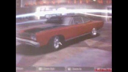 Nfs Carbon - Plimouth Roadrunner