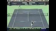 2003 Mastars Canada - Roddick Vs Federer
