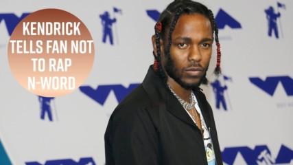 Kendrick Lamar accused of setting up white female fan