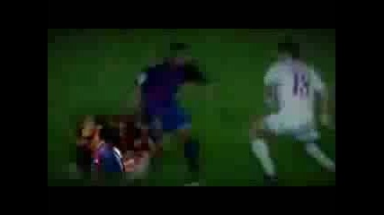 Ronaldinho Vs Henry