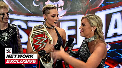 Rhea Ripley got her WrestleMania moment: WWE Network Exclusive, April 11, 2021