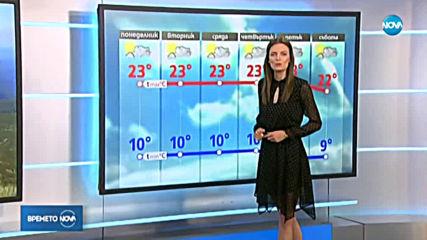 Прогноза за времето (20.10.2019 - централна емисия)