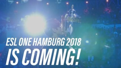 One of Esports' biggest events returns to Hamburg