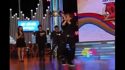 Fancam Shinee Taemin powerful dance 100418